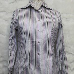 Women's Button Down Stretch Dress Shirt